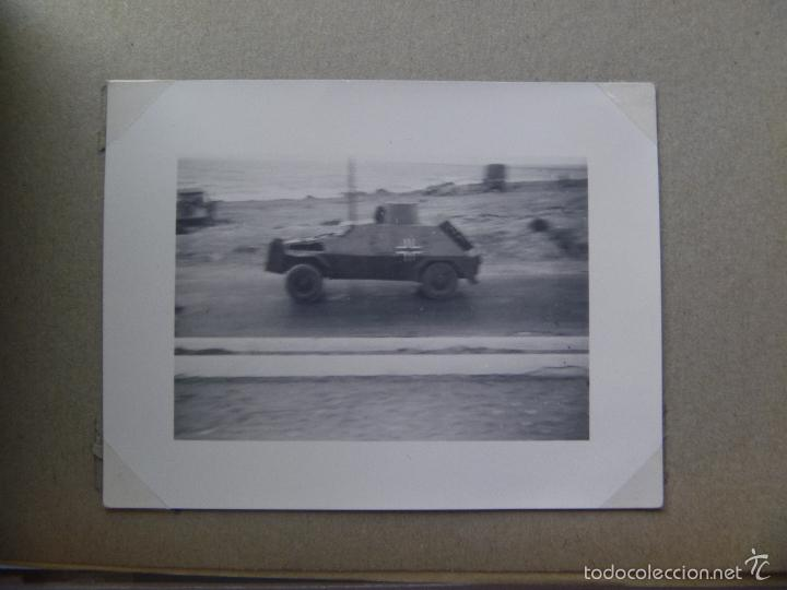 Militaria: ALBUM DE FOTOS DE UN COMBATIENTE ALEMAN DEL AFRIKA KORP EN LIBIA. EX LEGION CONDOR ? - Foto 15 - 56049471