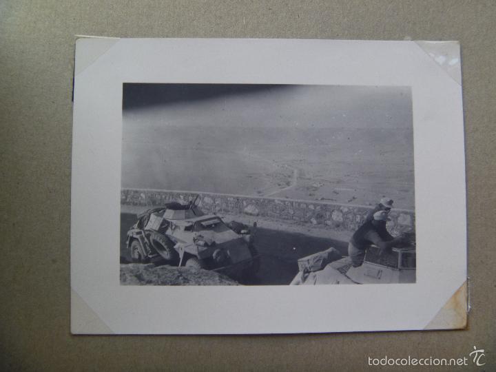 Militaria: ALBUM DE FOTOS DE UN COMBATIENTE ALEMAN DEL AFRIKA KORP EN LIBIA. EX LEGION CONDOR ? - Foto 16 - 56049471