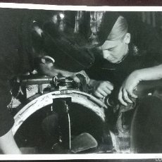 Militaria: FOTO SCHNELLBOOTE 1942. Lote 57822622