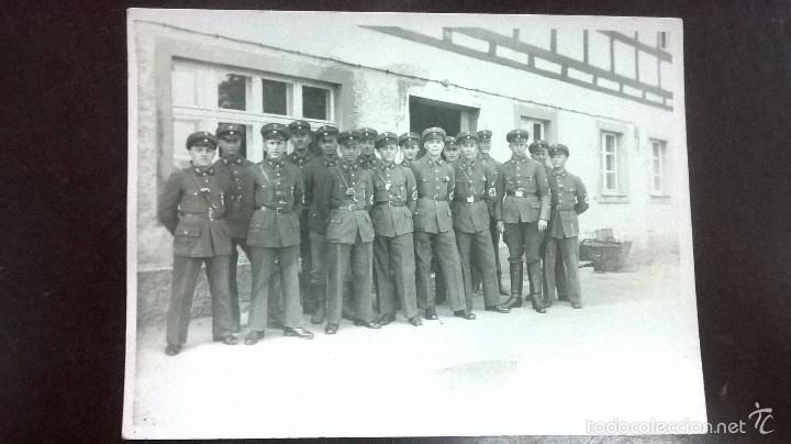 FOTO SOLDADOS ALEMANES 1933 (Militar - Fotografía Militar - II Guerra Mundial)