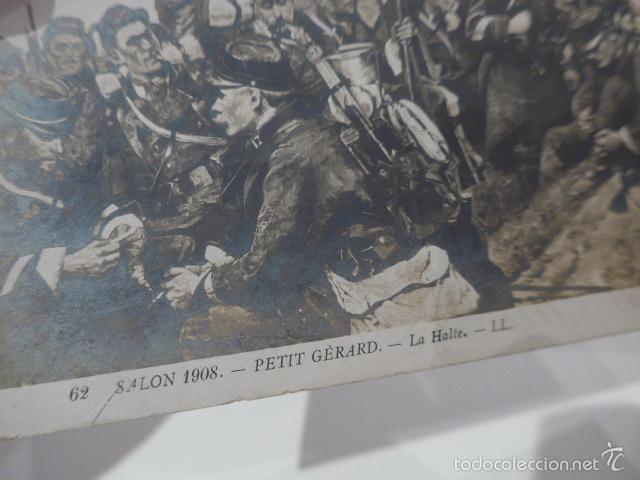 Militaria: Lote 3 fotografia o postal de I guerra mundial, francesas, Francia - Foto 8 - 58102869