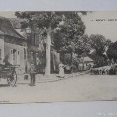 Militaria: POSTCARD MAILLY-ROUTE DE CHALONS . FRANCIA. I GUERRA MUNDIAL. Lote 58188643