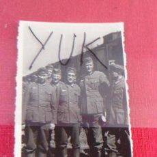 Militaria: FOTO SEGUNDA GUERRA MUNDIAL , DIVISION AZUL. Lote 58217743