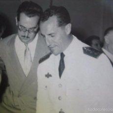 Militaria: FOTOGRAFÍA TENIENTE CORONEL AVIACIÓN. 1953. Lote 58230820