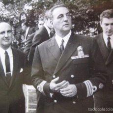Militaria: FOTOGRAFÍA CAPITÁN DE FRAGATA. ARMADA. Lote 58361928