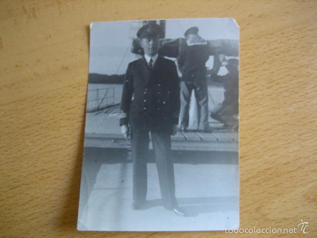Militaria: Fotografía capitán de fragata. Armada - Foto 2 - 58362229