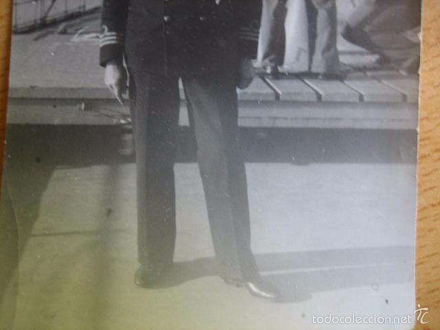 Militaria: Fotografía capitán de fragata. Armada - Foto 3 - 58362229
