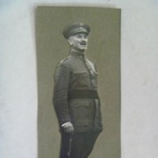 Militaria: GUERRA CIVIL : GENERAL QUEIPO DE LLANO , CABEZA DEL ALZAMIENTO EN SEVILLA.. Lote 58397026