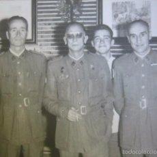 Militaria: FOTOGRAFÍA TENIENTE CORONEL DEL EJÉRCITO ESPAÑOL. BRIPAC 1964. Lote 58454992