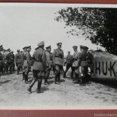 Militaria: FOTOGRAFIA ORIGINAL ADOLF HITLER. Lote 58648122