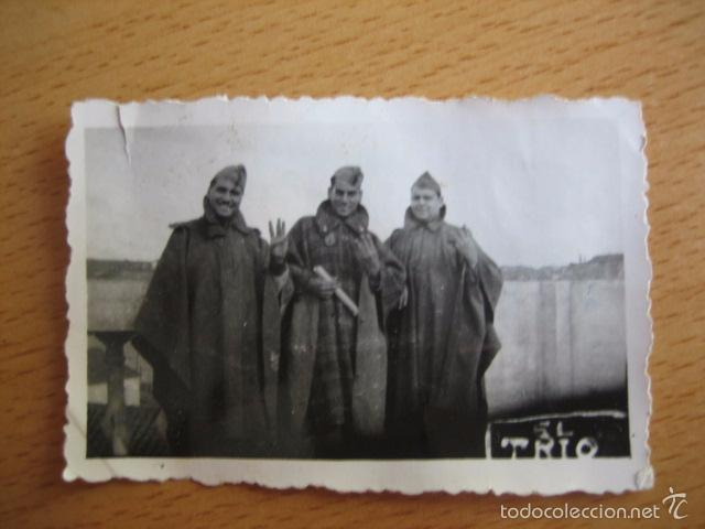 Militaria: Fotografía soldados artillería del ejército nacional. Guerra Civil - Foto 2 - 58667526