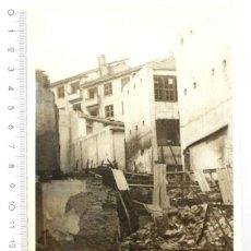 Militaria: FOTO GUERRA CIVIL, POBLACION DESTRUIDA. Lote 58672885