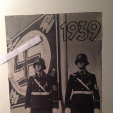 Militaria: NAZI 1939.. Lote 59518555