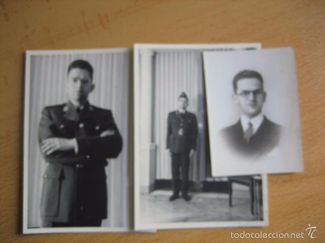 Militaria: Fotografías soldado aviación. - Foto 2 - 59704199