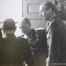 Militaria: FOTOGRAFÍA OFICIAL DEL EJÉRCITO ESPAÑOL. MEDALLA MÉRITO MILITAR INDIVIDUAL. Lote 60174099