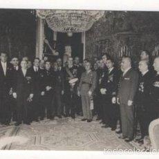 Militaria: (ALB-TC-2) FOTOGRAFIA MILITAR ALTOS CARGON CON FRANCO ORIGINAL. Lote 60212719
