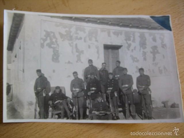 Militaria: Fotografía soldados ingenieros aviación. - Foto 2 - 60280699