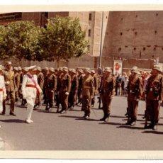 Militaria: FOTOGRAFÍA NOMBRAMIENTO AGUSTÍN MUÑOZ GRANDES, VICEPRESIDENTE DEL GOBIERNO - 12,5 X 9 CM. Lote 60343407
