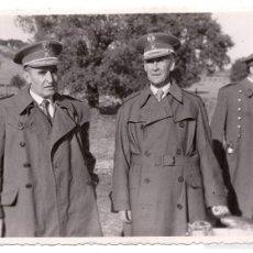 Militaria: FOTOGRAFÍA GENERAL EJÉRCITO DE TIERRA 11,5 X 9 CM. Lote 60343519