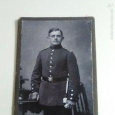 Militaria: FOTO ESTUDIO ALEMAN WW1. Lote 60511383
