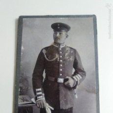 Militaria: FOTO ESTUDIO ALEMAN WW1. Lote 60511399