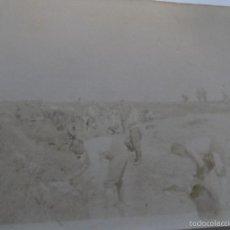 Militaria: POSTCARD SOLDADOS ALEMANES CON POCA ROPA EN LA PLAYA . I GUERRA MUNDIAL. Lote 60515155