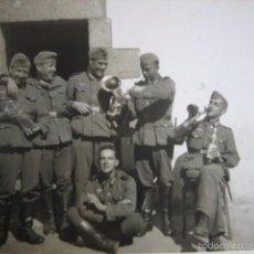 Militaria: FOTOGRAFÍA SOLDADOS DEL EJÉRCITO ALEMÁN.. Lote 60546287