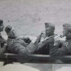 Militaria: FOTOGRAFÍA SOLDADOS DEL EJÉRCITO ALEMÁN.. Lote 60607167