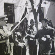 Militaria: FOTOGRAFÍA SOLDADO DEL EJÉRCITO ESPAÑOL.. Lote 60720439