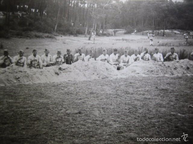 FOTOGRAFÍA SOLDADOS DEL EJÉRCITO ALEMÁN. (Militar - Fotografía Militar - II Guerra Mundial)