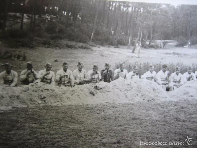Militaria: Fotografía soldados del ejército alemán. - Foto 3 - 60929787