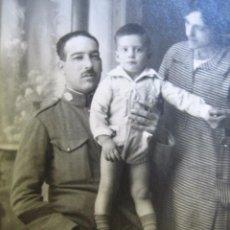 Militaria: FOTOGRAFÍA CABO CARABINERO. EL ESCORIAL ALFONSO XIII. Lote 61192231