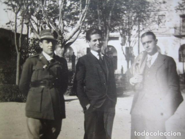 FOTOGRAFÍA LEGIONARIO. ALFONSO XIII (Militar - Fotografía Militar - Otros)
