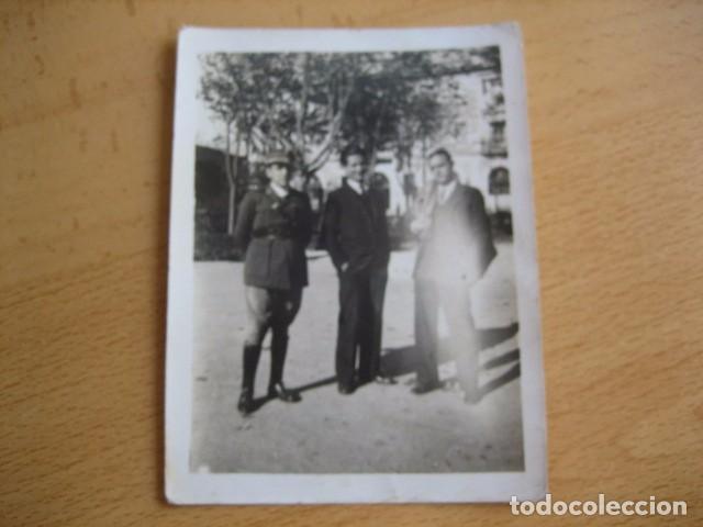 Militaria: Fotografía legionario. Alfonso XIII - Foto 2 - 61930928