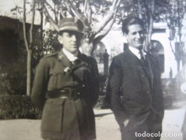 Militaria: Fotografía legionario. Alfonso XIII - Foto 3 - 61930928