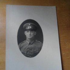 Militaria: ANTIGUA FOTOGRAFIA MILITAR SOLDADO ALEMAN - I GUERRA MUNDIAL - MARBURG 1932. Lote 61933116
