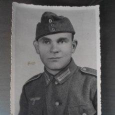 Militaria: ANTIGUA FOTO SOLDADO ALEMAN TERCER III REICH - SEGUNDA GUERRA MUNDIAL . Lote 61933948
