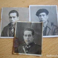 Militaria: FOTOGRAFÍAS GUARDIA DE ASALTO.. Lote 61934472