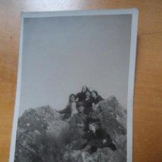 Militaria: ANTIGUA FOTOGRAFIA POSTAL MILITAR SOLDADO BANDO REPUBLICANO CON MUJERES. Lote 61942884