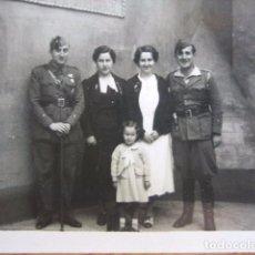 Militaria: FOTOGRAFÍA TENIENTE LEGIONARIO. GUERRA CIVIL. Lote 62025876