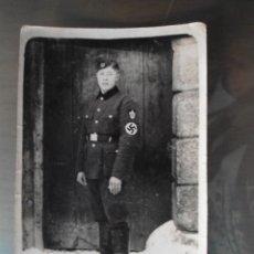 Militaria: FOTO POSTAL SOLDADO ALEMAN R.A.D. TERCER REICH - SEGUNDA GUERRA MUNDIAL. Lote 62089396