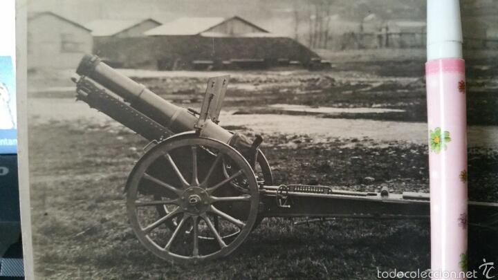 Militaria: Fotografía guerra África desastre annual artillería 23 centímetros - Foto 2 - 62172800