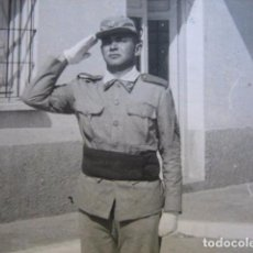 Militaria: FOTOGRAFÍA SOLDADO REGULARES.. Lote 62215236