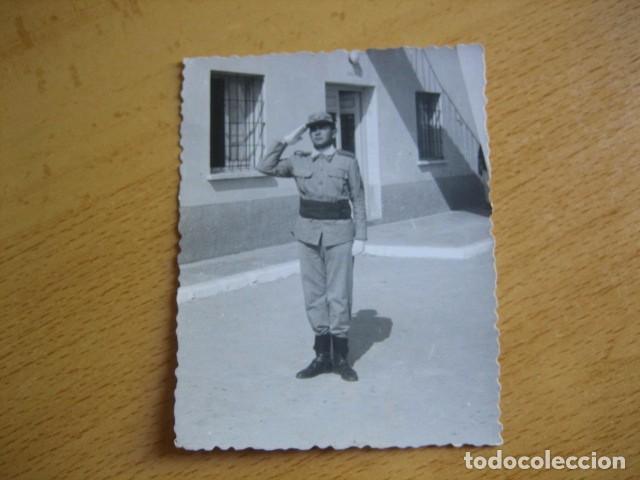 Militaria: Fotografía soldado Regulares. - Foto 2 - 62215236