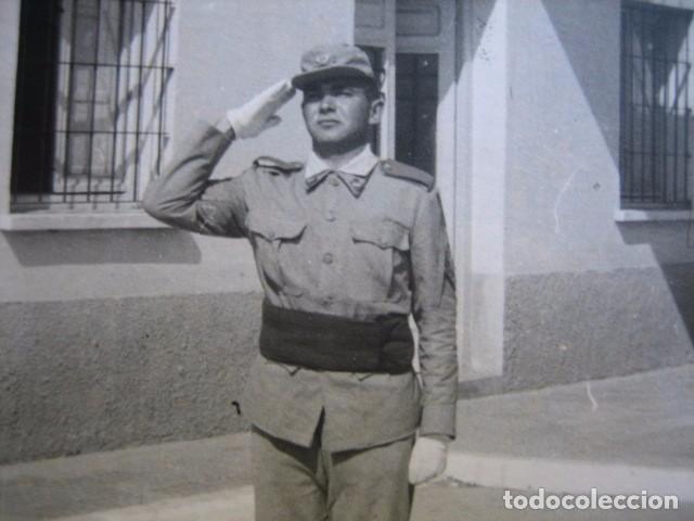 Militaria: Fotografía soldado Regulares. - Foto 3 - 62215236