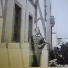 Militaria: FOTOGRAFÍA ALFÉREZ DEL EJÉRCITO ESPAÑOL. GUERRA DE MARRUECOS. Lote 62216852