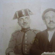 Militaria: FOTOGRAFÍA GUARDIA CIVIL.. Lote 62743672
