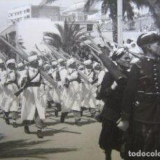 Militaria: FOTOGRAFÍA UNIDAD INDÍGENA DE MONTAÑA. 1927-1931. Lote 62758796