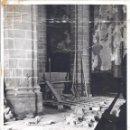 Militaria: FG008 - GUERRA CIVIL - INTERIOR DE LA IGLESIA DE VILLANUEVA DEL ARISCAL (SEVILLA) - JULIO DE 1938. Lote 43747698