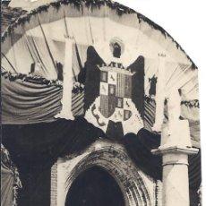 Militaria: FG017 GUERRA CIVIL - HOMENAJE EN MONTEMOLÍN A LOS FALLECIDOS EN EL 'BALEARES' - ABC - 1938. Lote 43748315